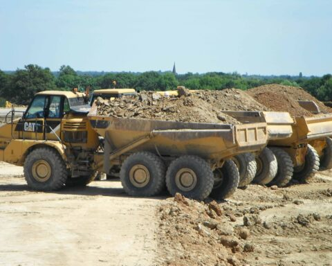 Earthworks Trucks