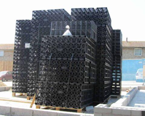 Soakage Crates
