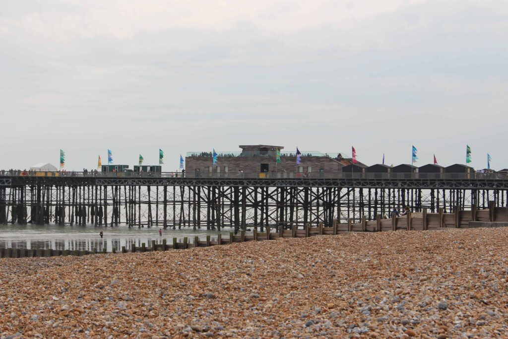Hastings Pier Wins Highly Prestigious 2017 Riba Stirling